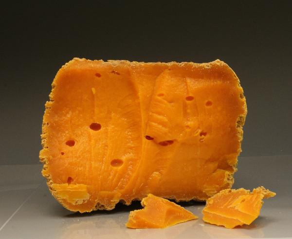 Portion de mimolette vieille label rouge