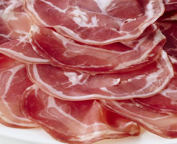 Pancetta tranchée label rouge